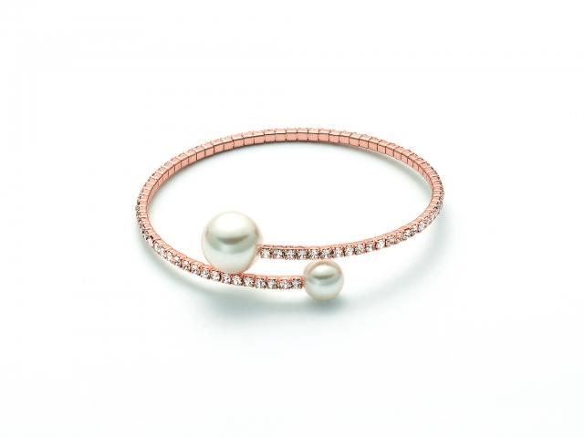 Bracciale KIARA con Perle collezione Basik Pearl