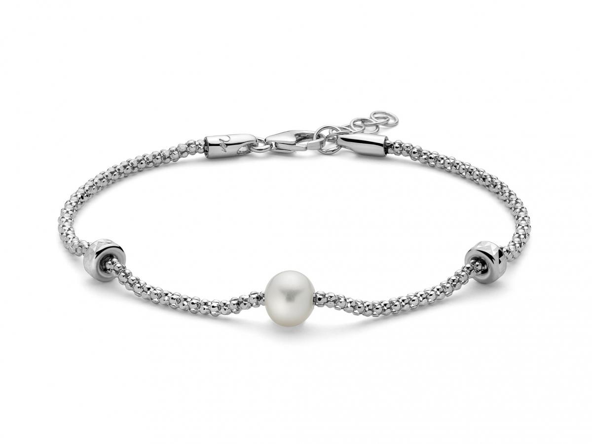 Miluna - 925k Silver Bracelet