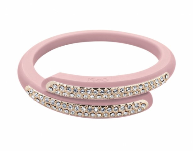 Bracciale Ops DIAMONDS rosa OPSBR-335