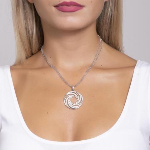 BOCCADAMO - Bronze nacklace