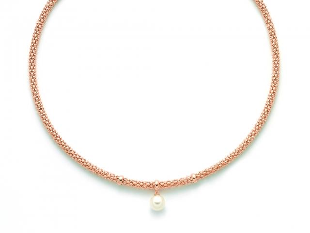 Miluna - 925k Silver Necklace
