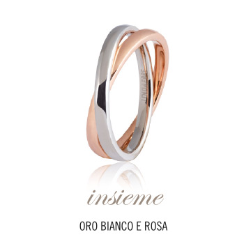 UNOAERRE Wedding Ring in 18k gold