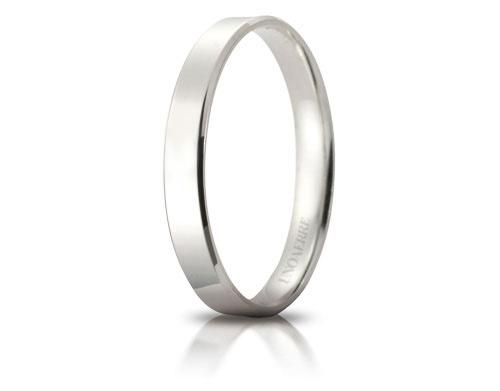 Fedina Unoaerre modello Gelsomino in argento 925 lucido