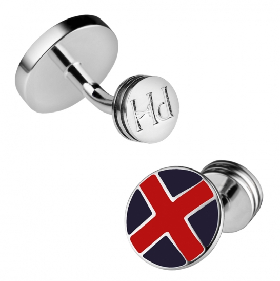 Paul Hewitt - Steel Cufflinks