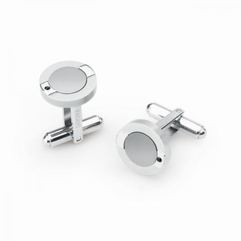 S'Agapò by BrosWay - Stainless Steel Cufflinks