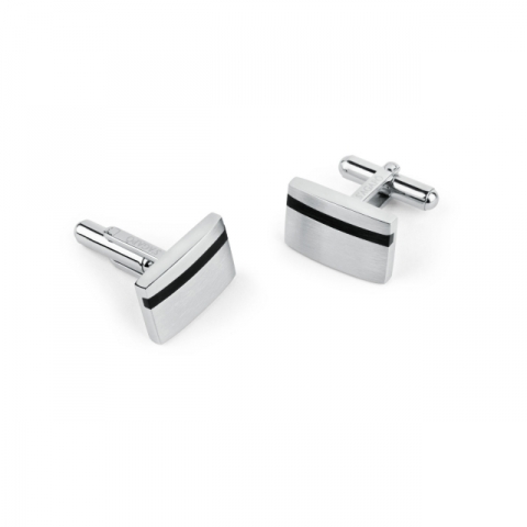 S'Agapò by BrosWay - Stainless Steel Cufflinks