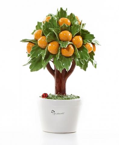 Gli Alberelli - Alberello Profumatore con arance misura media