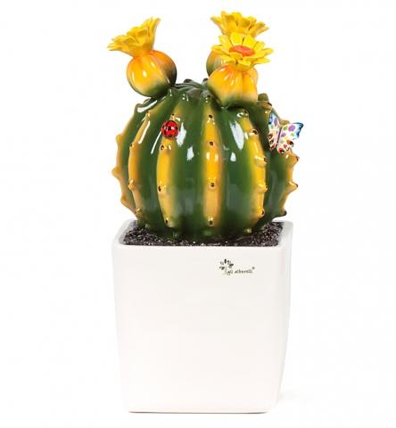Gli Alberelli - Piantina Amica Profumatore modello Cactus misura grande