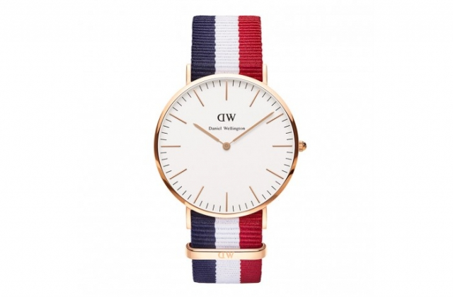 Orologio Daniel Wellington Classic Cambridge rose gold