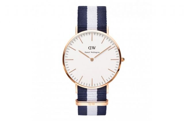 Orologio Daniel Wellington Classic Glasgow rose gold