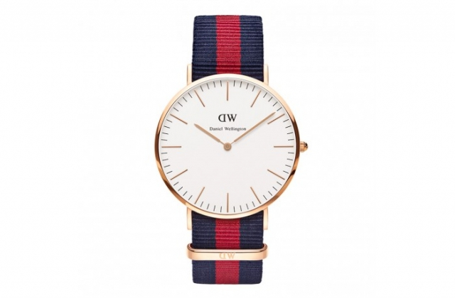 Orologio Daniel Wellington Classic Oxford rose gold