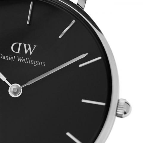 Orologio Daniel Wellington Classic Petite Sterling Silver 32 mm