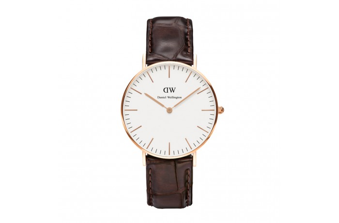 Orologio Daniel Wellington Classic York Lady rose gold