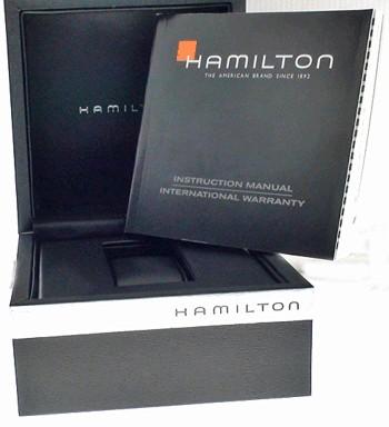 Orologio Hamilton Jazzmaster Day Date Auto ref. H32505131