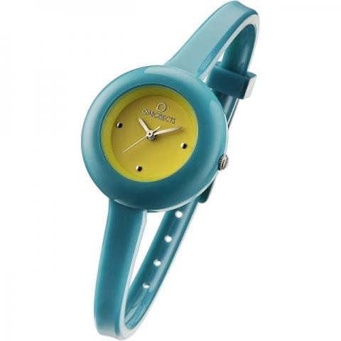 Orologio Ops Cherie azzurro giallo OPSPW-223