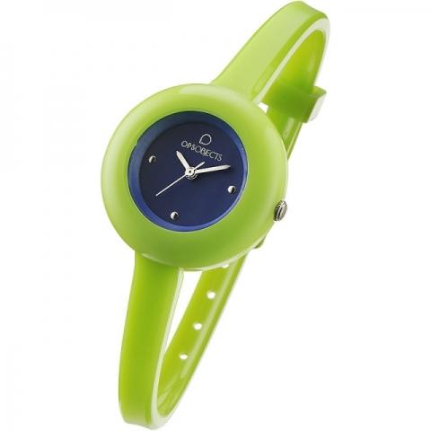 Orologio Ops Cherie verde blu OPSPW-222