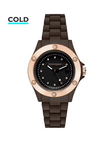 Orologio Unisex Kamawatch modello Crystal Coral ref. KWP16