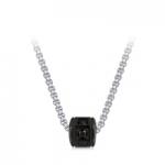 GioielleriaMaglione.it - Bracciale S'Agapò by BrosWay collezione Hari in acciaio con cristalli neri