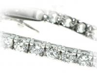 GioielleriaMaglione.it - 925 Silver and Cubic Zirconia Bracelet 21 cm