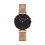 GioielleriaMaglione.it - Daniel Wellington - Classic Petite Merlose Rose Gold 32 mm
