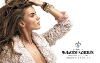 Vendita gioielli Maria Cristina Sterling argento e bronzo