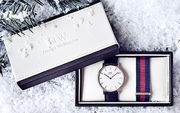 Vendita orologio e cinturini Daniel Wellington al miglior prezzo più basso del mercato e spedizione gratuita!