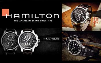 Vendita orologi Hamilton automatici o al quarzo spedizione gratuita