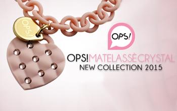 Vendita orologi e bracciali Ops Objects love con cuore
