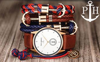 Paul Hewitt - orologi e bracciali con ancora